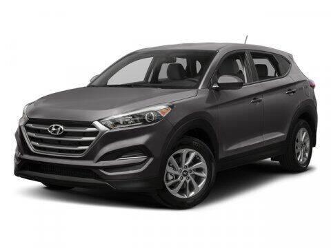 2017 Hyundai Tucson for sale at BEAMAN TOYOTA in Nashville TN