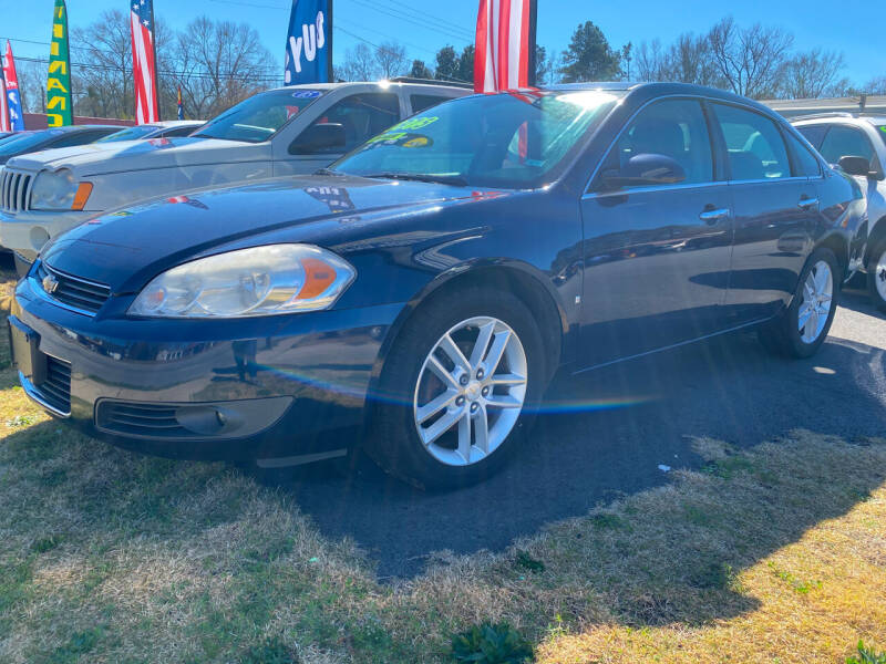 2008 Chevrolet Impala for sale at Cars for Less in Phenix City AL