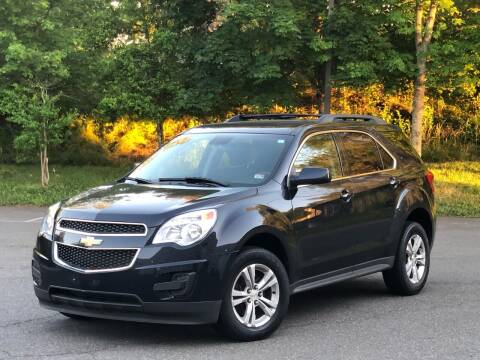 2015 Chevrolet Equinox for sale at Diamond Automobile Exchange in Woodbridge VA