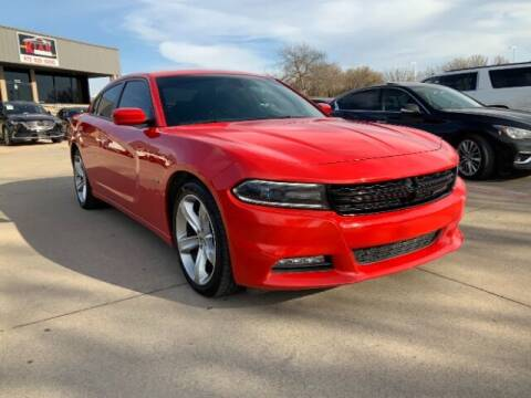2018 Dodge Charger for sale at KIAN MOTORS INC in Plano TX