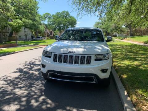 2015 Jeep Grand Cherokee for sale at Progressive Auto Plex in San Antonio TX