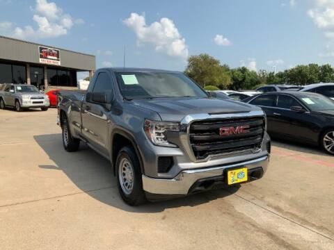 2020 GMC Sierra 1500 for sale at KIAN MOTORS INC in Plano TX