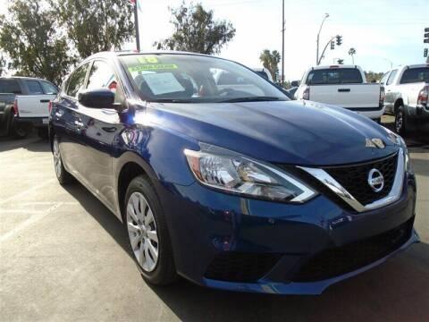2018 Nissan Sentra for sale at Centre City Motors in Escondido CA