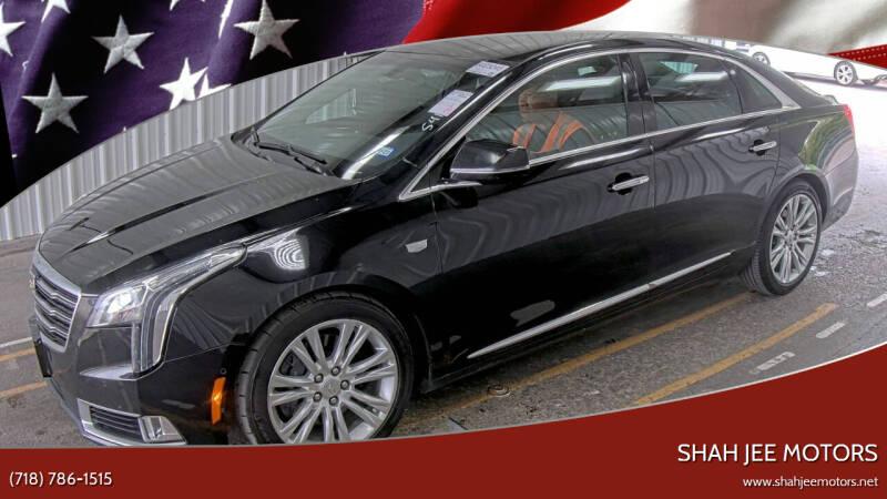 2019 Cadillac XTS for sale at Shah Jee Motors in Woodside NY