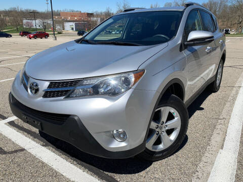 2013 Toyota RAV4 for sale at Lifetime Automotive LLC in Middletown OH