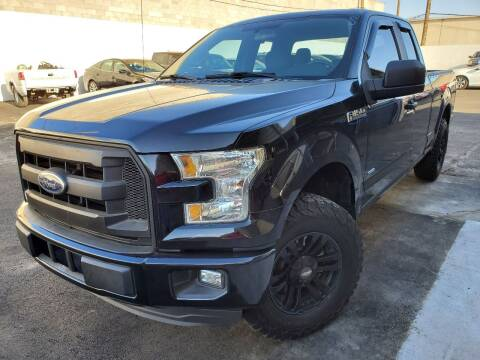 2016 Ford F-150 for sale at Auto Center Of Las Vegas in Las Vegas NV