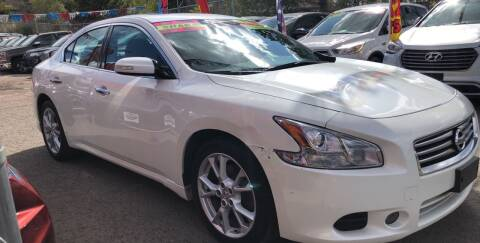 2014 Nissan Maxima for sale at Duke City Auto LLC in Gallup NM
