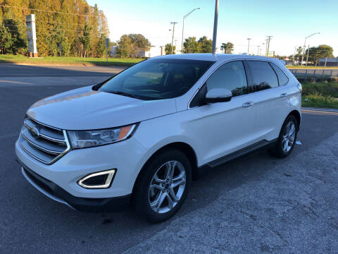 2017 Ford Edge for sale at Reliable Motor Broker INC in Tampa FL