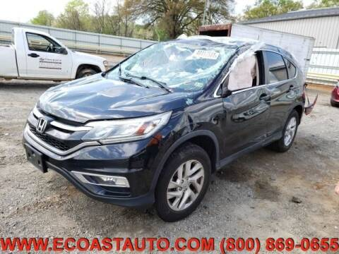 2016 Honda CR-V for sale at East Coast Auto Source Inc. in Bedford VA