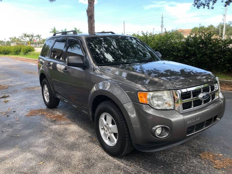 2011 Ford Escape for sale at Internet Motorcars LLC in Fort Myers FL