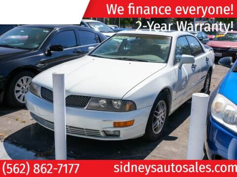 2002 Mitsubishi Diamante for sale at Sidney Auto Sales in Downey CA