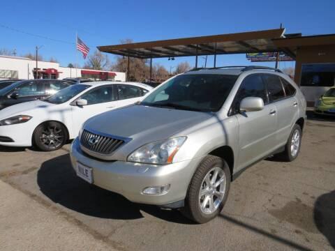 2008 Lexus RX 350 for sale at Nile Auto Sales in Denver CO