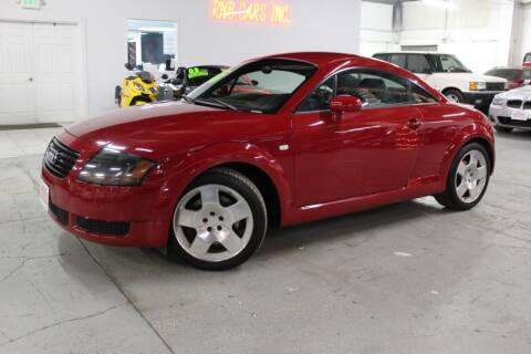 2002 Audi TT for sale at R n B Cars Inc. in Denver CO