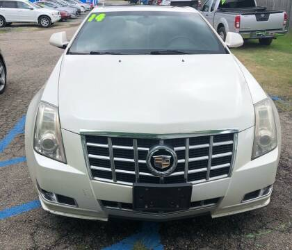 2014 Cadillac CTS for sale at AutoBuyCenter.com in Summerville SC