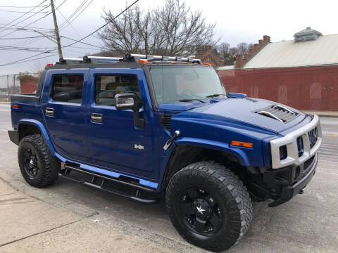 2006 HUMMER H2 SUT for sale at Deleon Mich Auto Sales in Yonkers NY