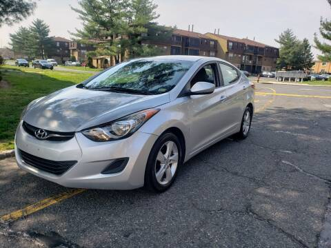 2011 Hyundai Elantra for sale at Innovative Auto Group in Little Ferry NJ