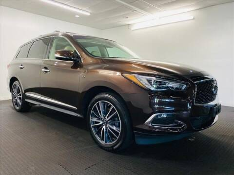 2019 Infiniti QX60 for sale at Champagne Motor Car Company in Willimantic CT
