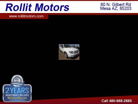 2009 Ford Escape Hybrid for sale at Rollit Motors in Mesa AZ