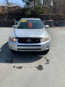 2008 Toyota RAV4 for sale at ALAN SCOTT AUTO REPAIR in Brattleboro VT
