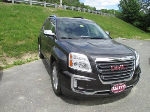 2016 GMC Terrain for sale at Percy Bailey Auto Sales Inc in Gardiner ME