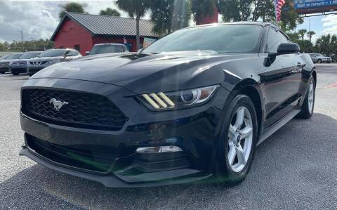 2017 Ford Mustang for sale at Orlando Auto Connect in Orlando FL