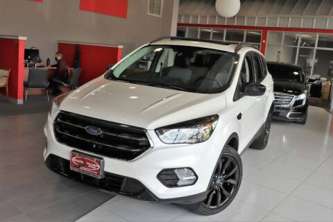 2017 Ford Escape for sale at Quality Auto Center in Springfield NJ