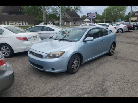 2007 Scion tC for sale at Colonial Motors in Mine Hill NJ