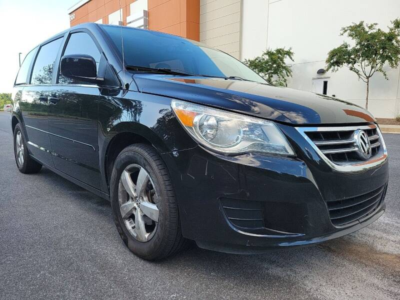 2009 Volkswagen Routan for sale at ELAN AUTOMOTIVE GROUP in Buford GA
