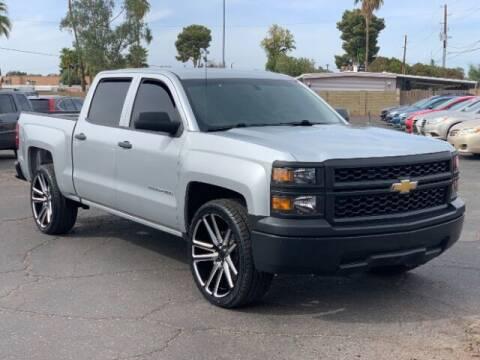 2014 Chevrolet Silverado 1500 for sale at Brown & Brown Wholesale in Mesa AZ