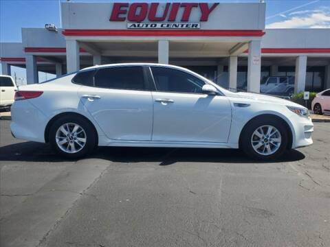 2018 Kia Optima for sale at EQUITY AUTO CENTER in Phoenix AZ