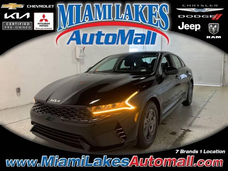 2022 Kia K5 for sale in Miami, FL