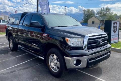 2010 Toyota Tundra for sale at The Car-Mart in Murray UT