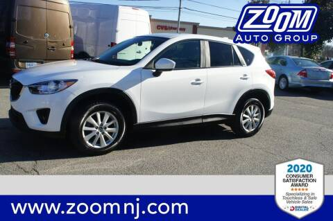 2013 Mazda CX-5 for sale at Zoom Auto Group in Parsippany NJ