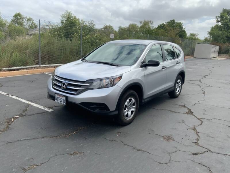 2014 Honda CR-V for sale at INTEGRITY AUTO in San Diego CA