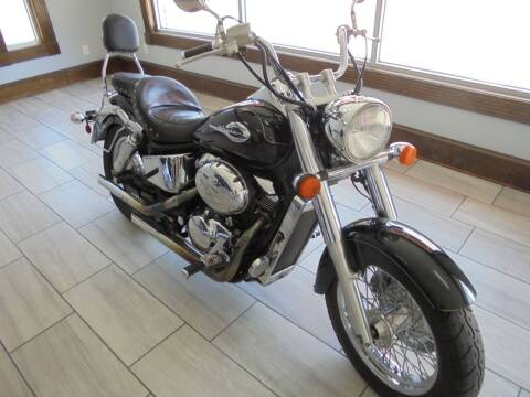 2002 Honda Shadow for sale at US PAWN AND LOAN in Austin AR