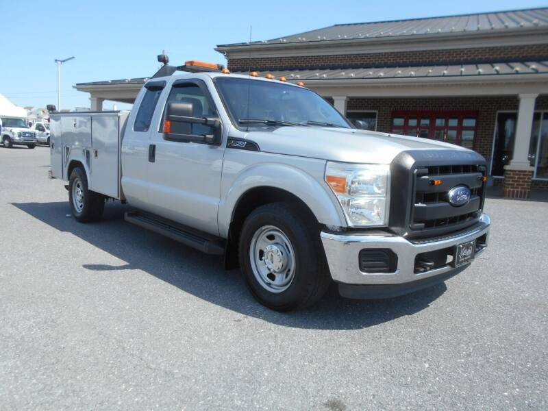 2015 Ford F-350 Super Duty for sale at Nye Motor Company in Manheim PA
