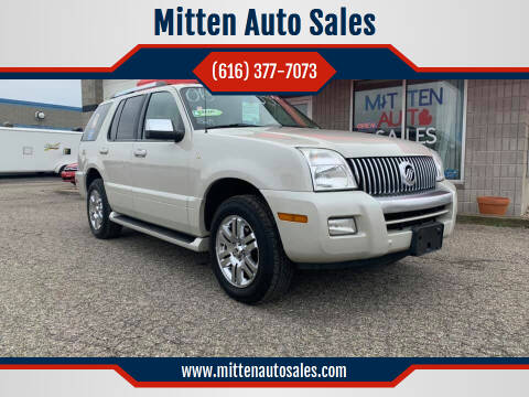 2006 Mercury Mountaineer for sale at Mitten Auto Sales in Holland MI