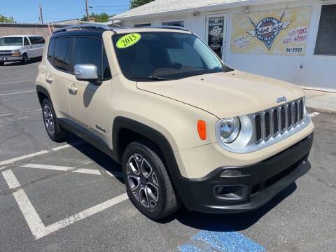 2015 Jeep Renegade for sale at Robert Judd Auto Sales in Washington UT