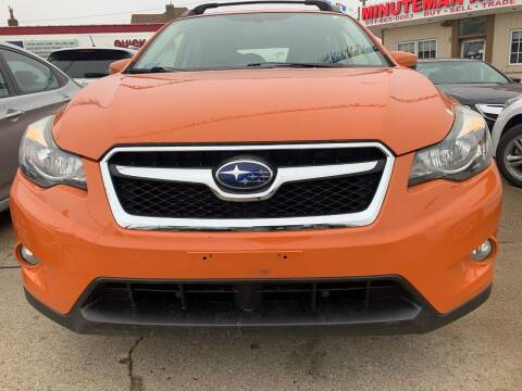 2015 Subaru XV Crosstrek for sale at Minuteman Auto Sales in Saint Paul MN