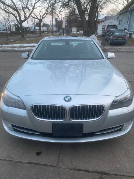 2012 BMW 5 Series for sale at Right Choice Automotive in Rochester NY