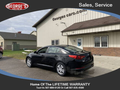 2011 Kia Optima for sale at GEORGE'S CARS.COM INC in Waseca MN