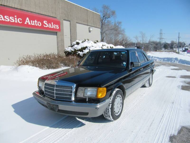 1986 Mercedes-Benz 420-Class for sale in Omaha, NE
