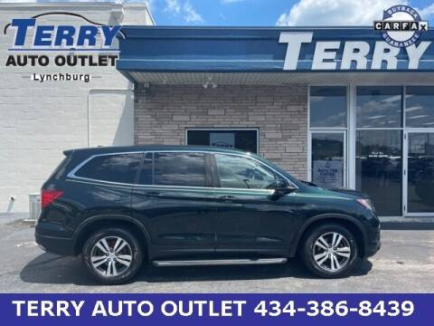 2016 Honda Pilot for sale at Terry Auto Outlet in Lynchburg VA