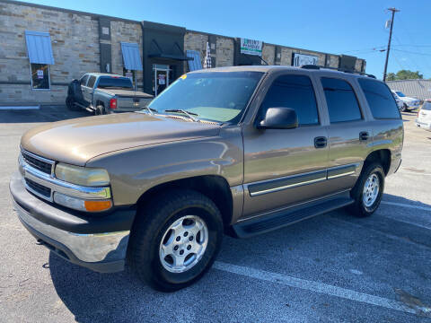 2004 Chevrolet Tahoe for sale at Preferred Auto Sales in Tyler TX