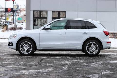 2014 Audi Q5 for sale at AutoLink in Dubuque IA