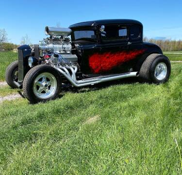 1931 Ford Model A for sale at AB Classics in Malone NY