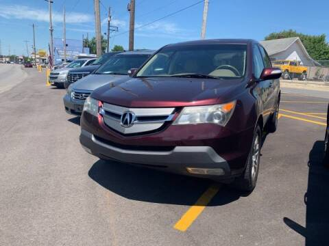2009 Acura MDX for sale at Ideal Cars in Hamilton OH