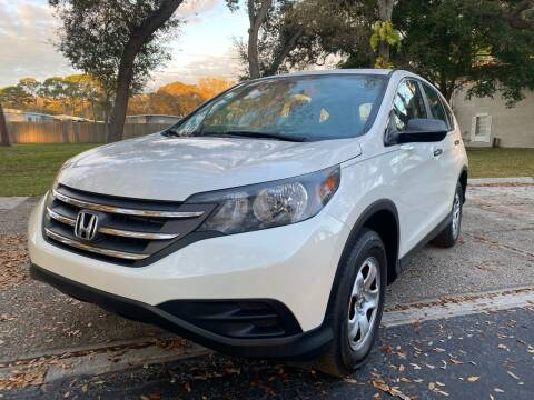 2014 Honda CR-V for sale at RoMicco Cars and Trucks in Tampa FL