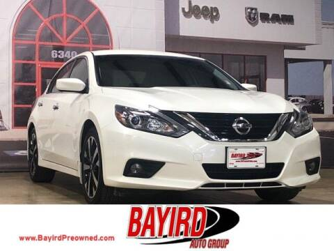 2018 Nissan Altima for sale at Bayird Truck Center in Paragould AR