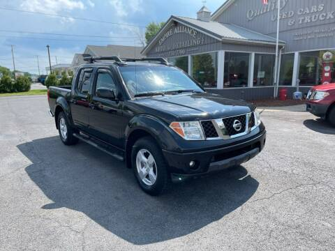 2006 Nissan Frontier for sale at Empire Alliance Inc. in West Coxsackie NY